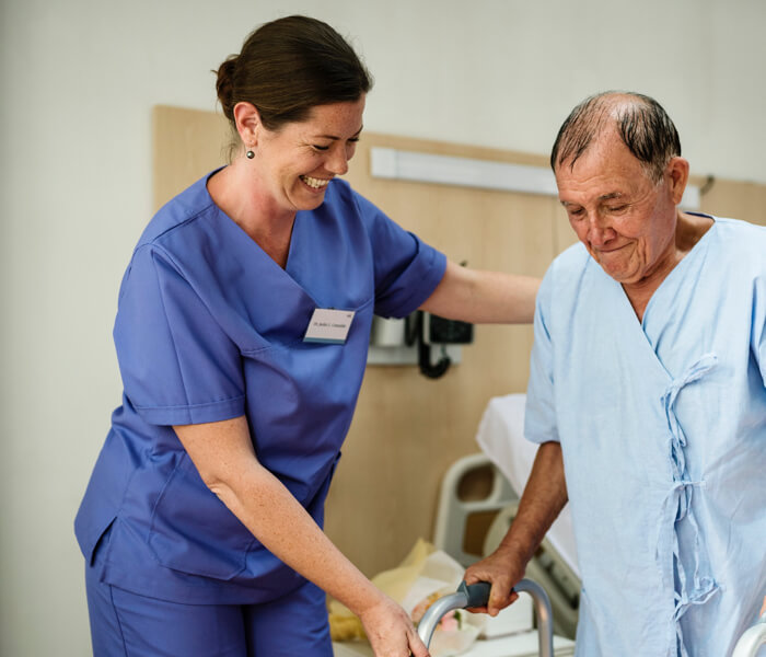 New research decreases risk of in-care patient disease